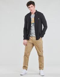 Vêtements Homme Pantalons 5 poches Polo Ralph Lauren PANTALON CHINO PREPSTER AJUSTABLE ELASTIQUE Beige