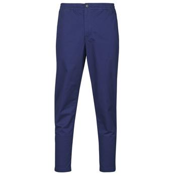 Vêtements Homme Pantalons 5 poches Polo Ralph Lauren PANTALON CHINO PREPSTER AJUSTABLE ELASTIQUE Marine