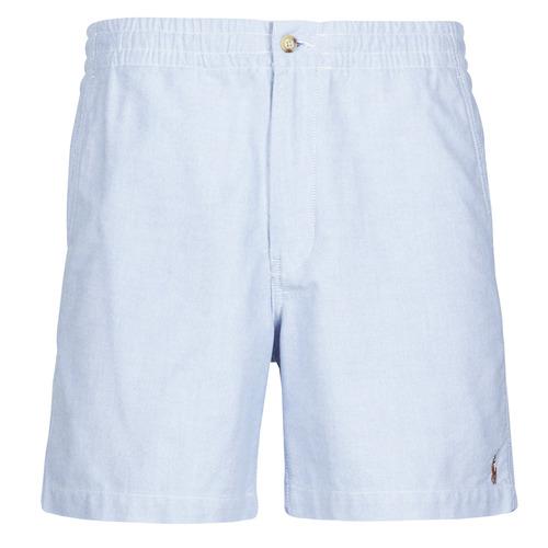 Vêtements Homme Shorts / Bermudas Polo Ralph Lauren SHORT PREPSTER AJUSTABLE ELASTIQUE Bleu