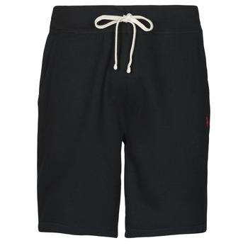 Vêtements Homme Shorts / Bermudas Polo Ralph Lauren SHORT MOLTONE EN COTON Noir
