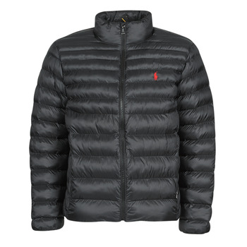 Vêtements Homme Doudounes Polo Ralph Lauren BLOUSON DOUDOUNE EARTH POLO EN NYLON RECYCLE ET PRIMALOFT Noir