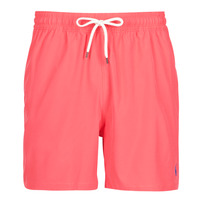 Vêtements Homme Maillots / Shorts de bain Polo Ralph Lauren MAILLOT SHORT DE BAIN EN NYLON RECYCLE Rouge