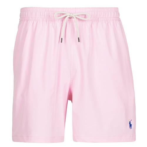 Vêtements Homme Maillots / Shorts de bain Polo Ralph Lauren MAILLOT SHORT DE BAIN EN NYLON RECYCLE Rose