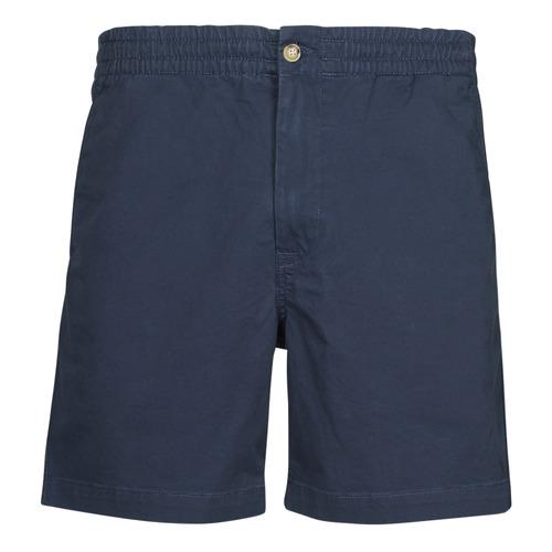 Vêtements Homme Shorts / Bermudas Polo Ralph Lauren SHORT PREPSTER AJUSTABLE ELASTIQUE Marine