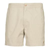 Vêtements Homme Shorts / Bermudas Polo Ralph Lauren SHORT PREPSTER AJUSTABLE ELASTIQUE Beige