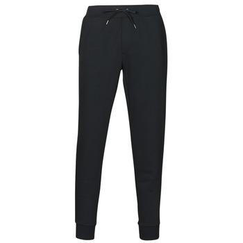 Vêtements Homme Pantalons de survêtement Polo Ralph Lauren PANTALON DE JOGGING EN DOUBLE KNIT TECH Noir