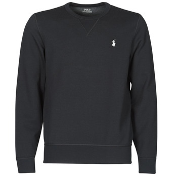 Vêtements Homme Sweats Polo Ralph Lauren SWEATSHIRT COL ROND EN JOGGING DOUBLE KNIT TECH Noir