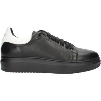 Chaussures Homme Baskets basses Exton 955PE2020 Noir