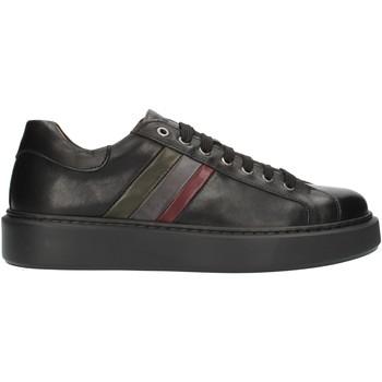 Chaussures Homme Baskets basses Exton 888 Noir