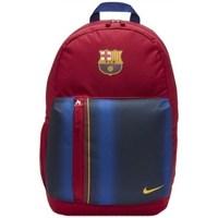 Sacs Sacs à dos Nike Stadium FC Barcelona Youth Rouge, Bleu