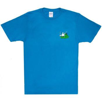 Vêtements Homme T-shirts manches courtes Ripndip Teenage mutant tee Bleu