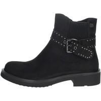Chaussures Femme Boots Laura Biagiotti 6539 Noir