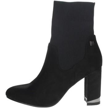 Chaussures Femme Bottines Laura Biagiotti 5793 Noir