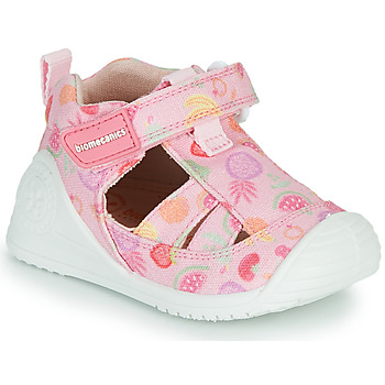 Chaussures Fille Sandales et Nu-pieds Biomecanics 212212 Rose