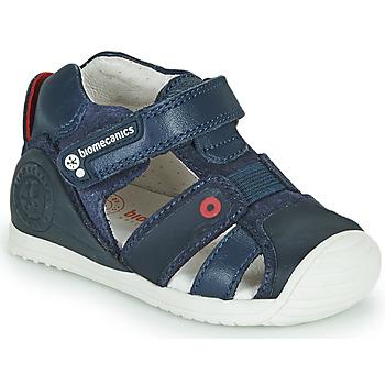 Chaussures Garçon Sandales et Nu-pieds Biomecanics 212144 Marine