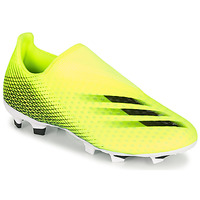 Chaussures Football adidas Performance X GHOSTED.3 LL FG Jaune