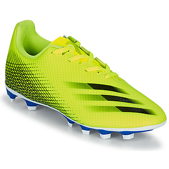 Chaussures Football adidas Performance X GHOSTED.4 FXG Jaune