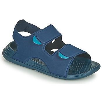 Chaussures Garçon Sandales et Nu-pieds adidas Performance SWIM SANDAL C Bleu