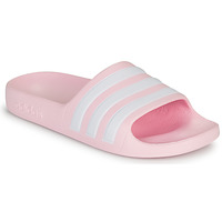 Chaussures Fille Claquettes adidas Performance ADILETTE AQUA K Rose