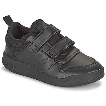 Chaussures Enfant Baskets basses adidas Performance TENSAUR C Noir