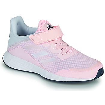 Chaussures Fille Baskets basses adidas Performance DURAMO SL C Rose