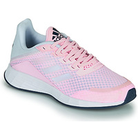 Chaussures Fille Baskets basses adidas Performance DURAMO SL K Rose