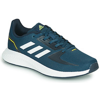 Chaussures Enfant Baskets basses adidas Performance RUNFALCON 2.0 K Marine / Blanc