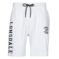 Vêtements Homme Shorts / Bermudas Lonsdale KNUTTON Gris