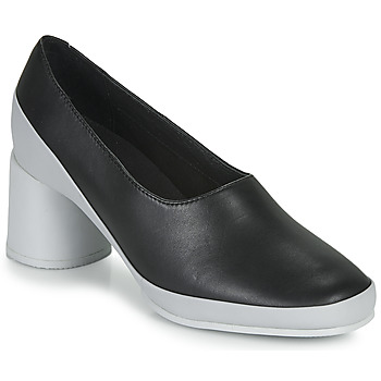 Chaussures Femme Escarpins Camper UPRIGHT Noir / Blanc