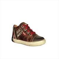 Chaussures Garçon Boots Noel Mini miro marron