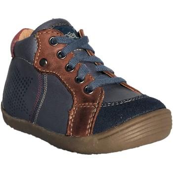 Chaussures Garçon Boots Noel Mini kob bleu