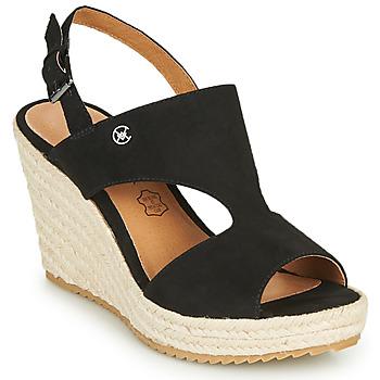 Chaussures Femme Sandales et Nu-pieds Chattawak JACINTHE Noir