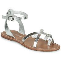 Chaussures Femme Sandales et Nu-pieds Chattawak PERLA Argent