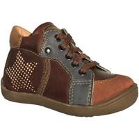 Chaussures Garçon Boots Noel Mini kob marron