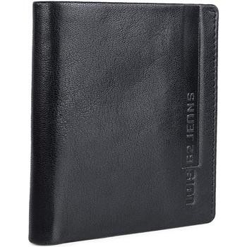 Sacs Homme Portefeuilles Lois Eagle Vertical Leather Portefeuille Homme 202606 Noir