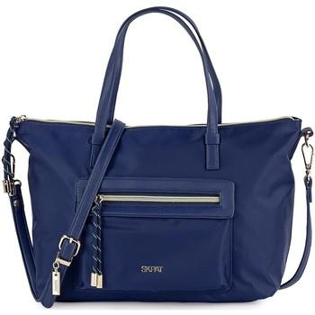 Sacs Femme Cabas / Sacs shopping Skpat Sac CLARINGTON avec sac à bandoulière pour femmes Bleu marine