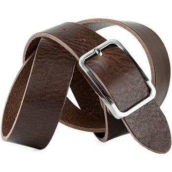 Accessoires textile Ceintures Jaslen Pin Leather Marron