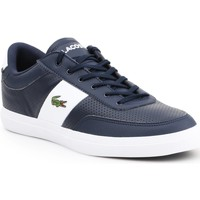 Chaussures Homme Baskets basses Lacoste Court-Master 119 2 CMA 7-37CMA0012092 granatowy, biały