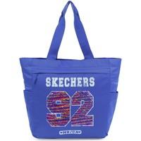 Sacs Sacs porté main Skechers Poche Unisex starlight Tatouage Bleu