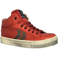 Chaussures Garçon Baskets montantes Fr By Romagnoli 2562 rouge