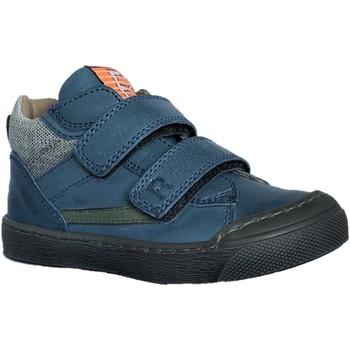 Chaussures Garçon Baskets montantes Fr By Romagnoli 2143 bleu