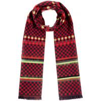 Accessoires textile Femme Echarpes / Etoles / Foulards Qualicoq Echarpe Chess Rouge