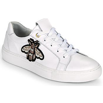 Chaussures Femme Baskets basses Myma PIGGA Blanc