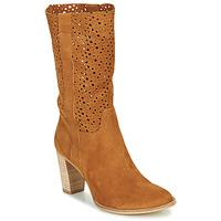 Chaussures Femme Bottines Myma PAGGA Camel