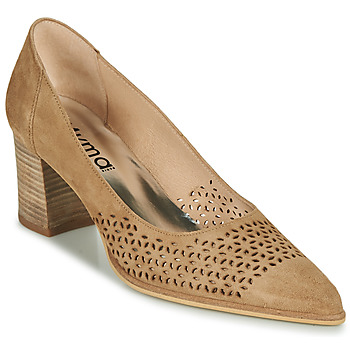 Chaussures Femme Escarpins Myma POLINA Taupe