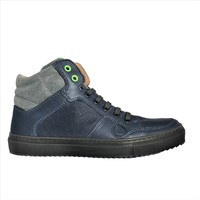 Chaussures Garçon Baskets montantes Fr By Romagnoli 2821 bleu