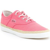 Chaussures Femme Espadrilles Lacoste Glendon Espa 3 SRW 7-27SRW2424124 różowy