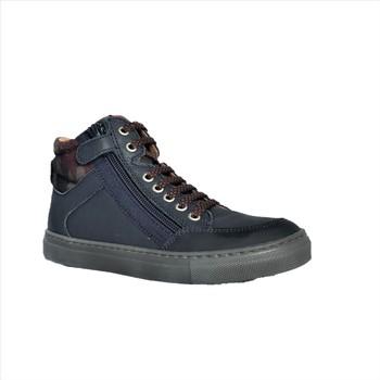 Chaussures Garçon Baskets montantes Fr By Romagnoli 4801 bleu