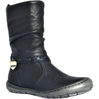 Chaussures Fille Bottes ville Fr By Romagnoli 4691 marine