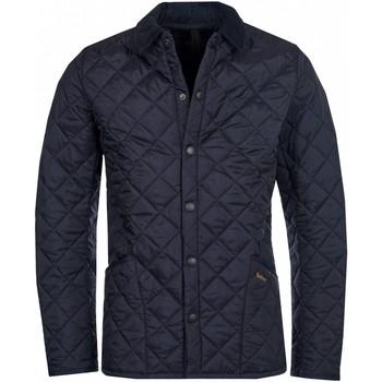Vêtements Homme Blousons Barbour MQU0240 NY92 Bleu